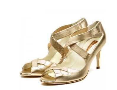 sandalias punta redonda moda mujer
