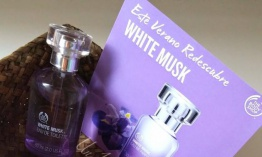 Redescubriendo White Musk de The Body Shop