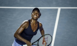 Venus Williams pasa sin apuros a cuartos de final en Hong Kong