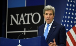 "Kerry subraya compromiso ""inquebrantable"" de Washington con la OTAN"